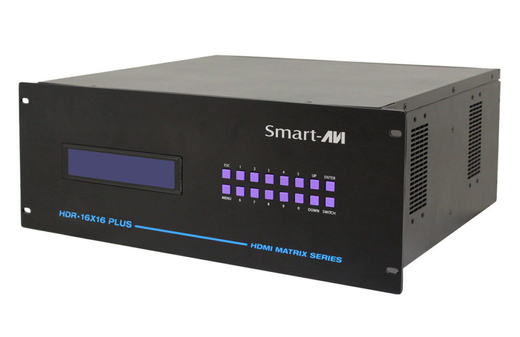 HDR 16x16 Plus