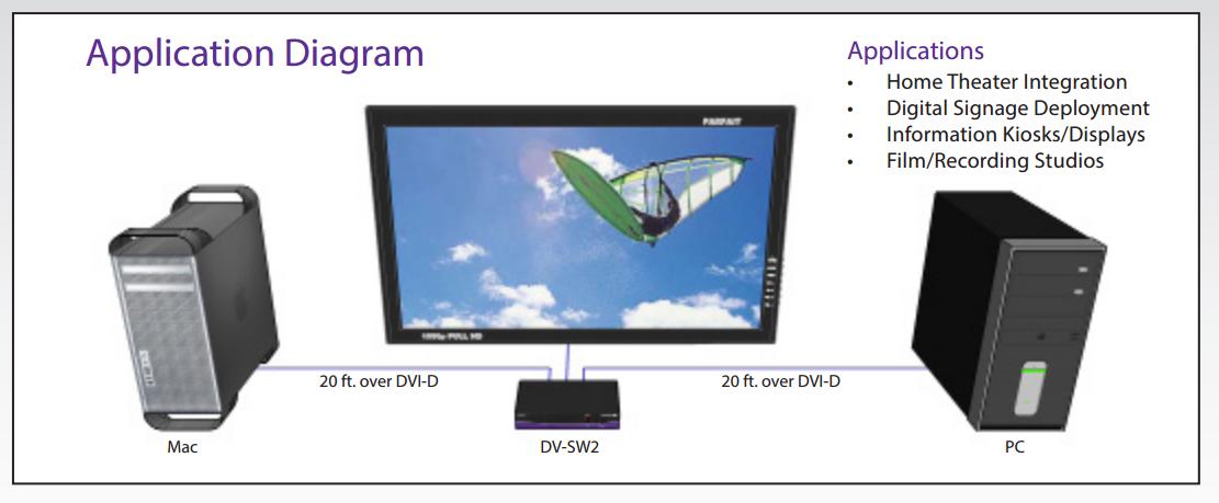 DV-SW2 diagram