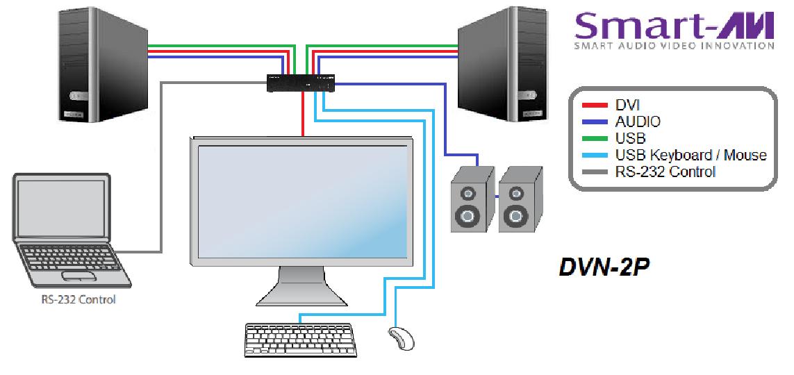 DVN-2P Diagram