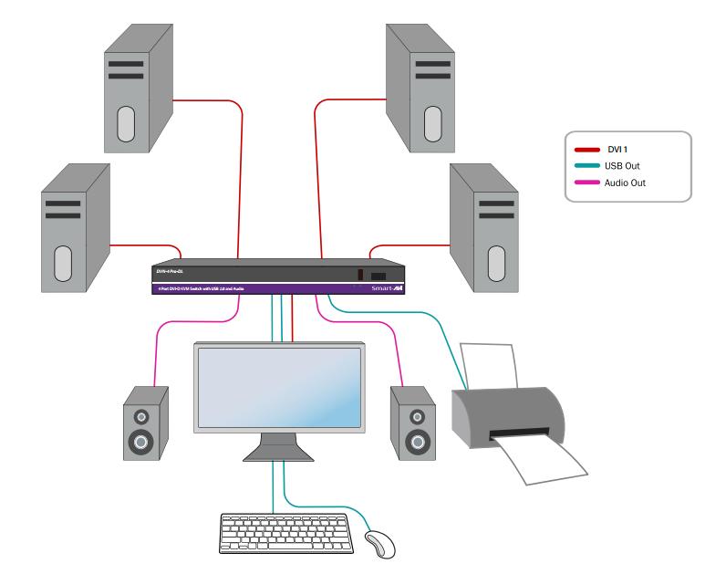 DVN-4Pro-DL diagram