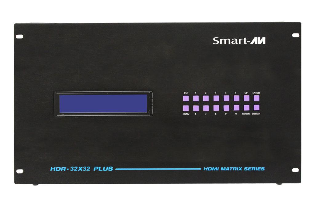 HDR 32X32 Plus front