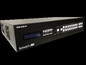 HDR-8x8-XT