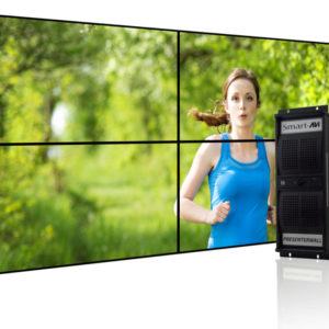 PresenterWall Video Wall 2X2