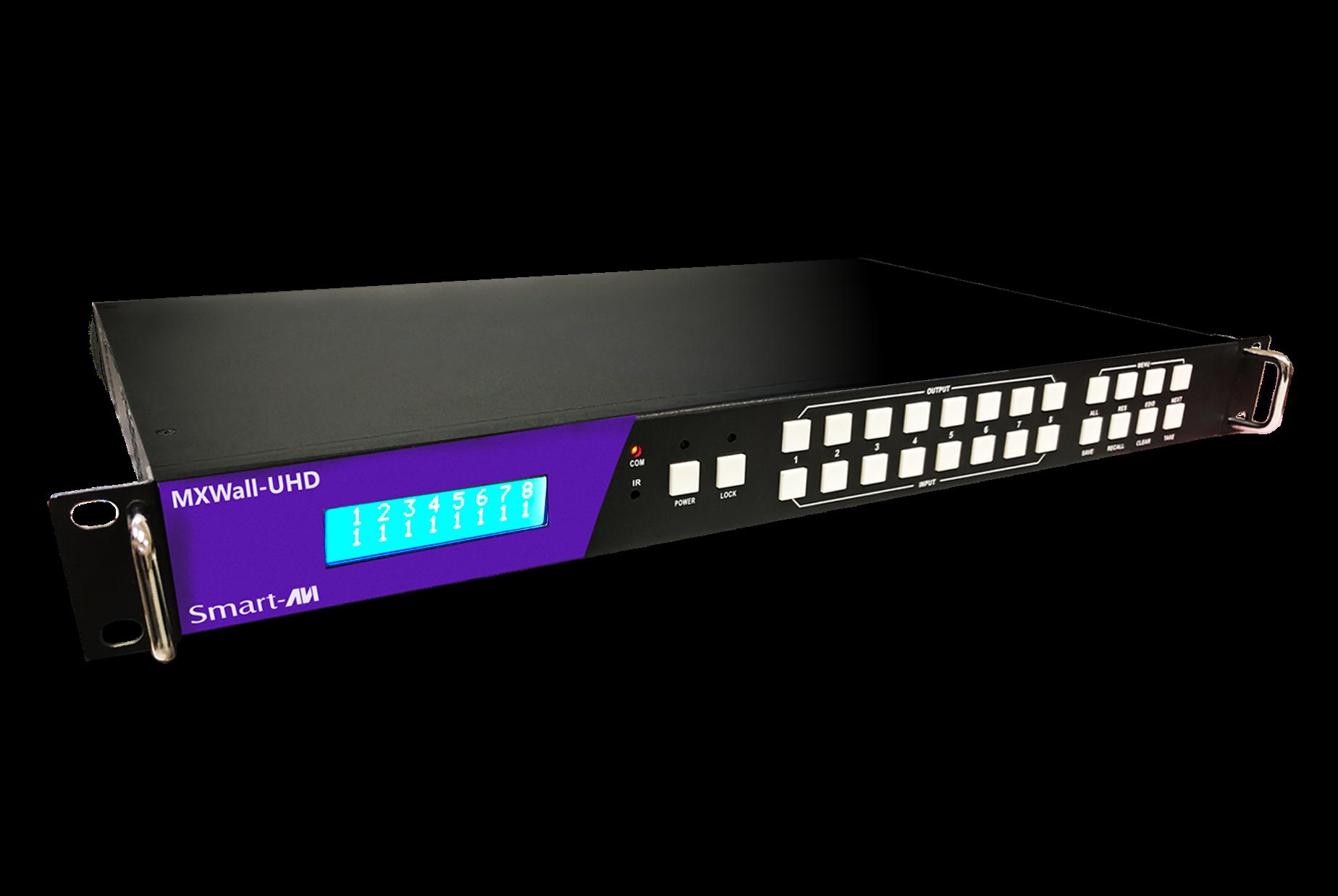 MXWall-UHD - SmartAVI